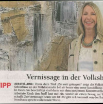 Zeitungsartikel Delmenhorster Kreisblatt 10.07.2014