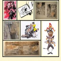 """Ausstellung """"Abstranga"""""""